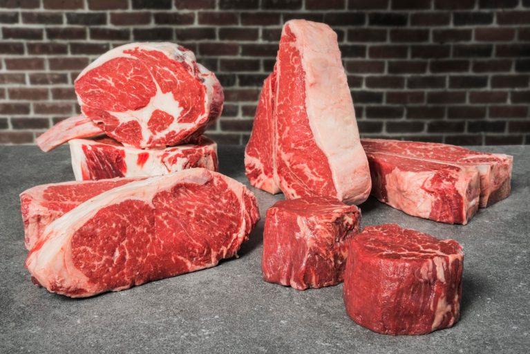Certified Angus Beef Steaks