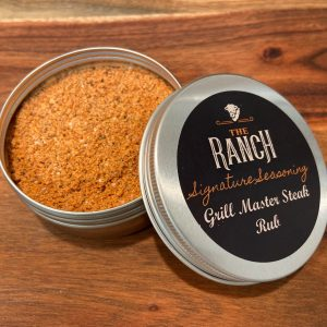 Grill Master Steak Rub ~ The Ranch Signature Seasoning