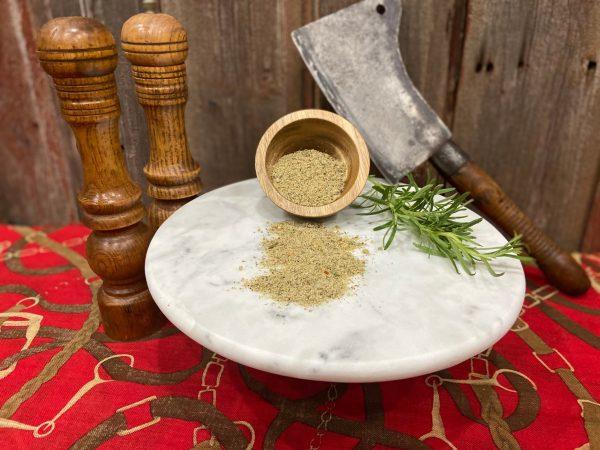 Rosemary Garlic Rub