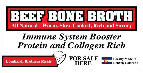 Golden Beef Bone Broth