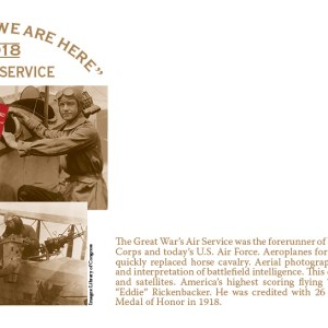 US Air Force Cachet