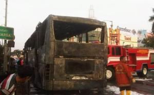 Masa Uji Kir Bus TransJakarta yang Terbakar Kadaluarsa