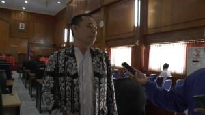 f- mashudi wakil ketua pansus LKPJ