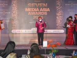 Seven Media Award 2021, Gubernur NTB Raih Anugerah Best Inspiring Tourism Initative