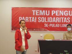 DPW PSI NTB Targetkan 10 Ribu Kader