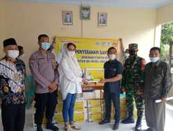 Sari Yuliati Salurkan Bantuan MPASI untuk Balita dan Ibu Hamil