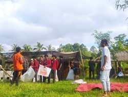 """""""World Clean UP"""" Sejumlah Komunitas Tawarkan Desa Pakuan Menjadi Wisata Konservasi"""