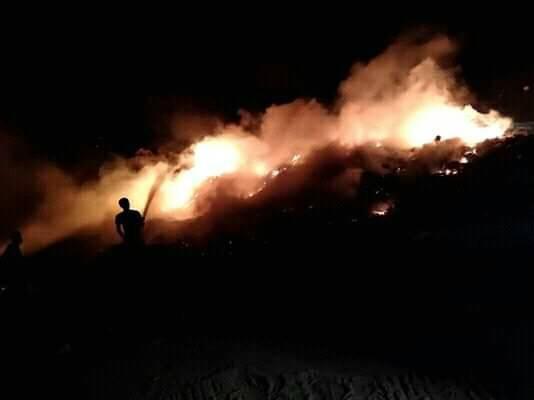 BPPD NTB Bentuk Tim Terpadu Tangani Kebakaran TPA Kebon Kongok