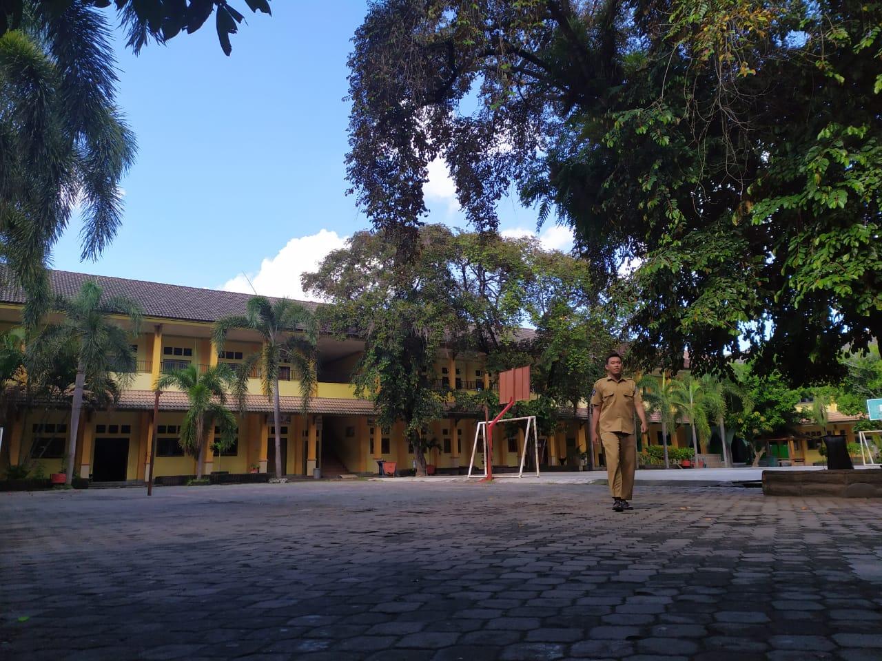 Wabah Corona Meluas, Dinas Pendidikan Kota Mataram Perpanjang Libur Sekolah