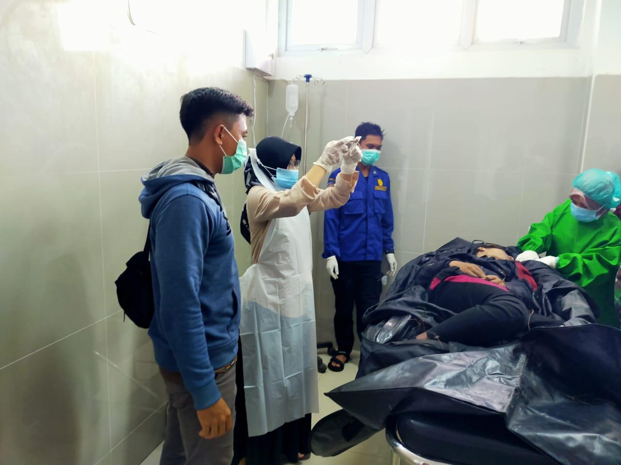 Dua Hari Tergeletak di Dalam Jurang Janzah Pendaki Gunung Rinjani Asal Jatim Berhasil di Temukan dan Di Evakuasi Tim Gabungan