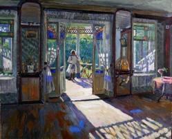 pittura-in-a-house-sergei-arsenevich-vinogradov