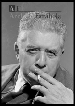 Milano, 11/12/1960 Nella foto: lo scrittore Eugenio Montale Posato in studio Farabola @ArchiviFarabola [391101]