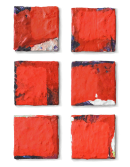lucio-mayoor-tosi-ecco-un-esempio-di-mia-pittura-sei-foglie-rosse-cm-12-x-12