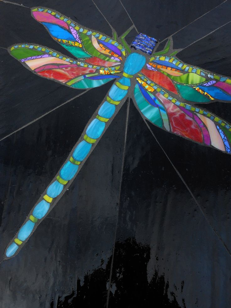 Mosaic Dragonfly Http Lomets Com