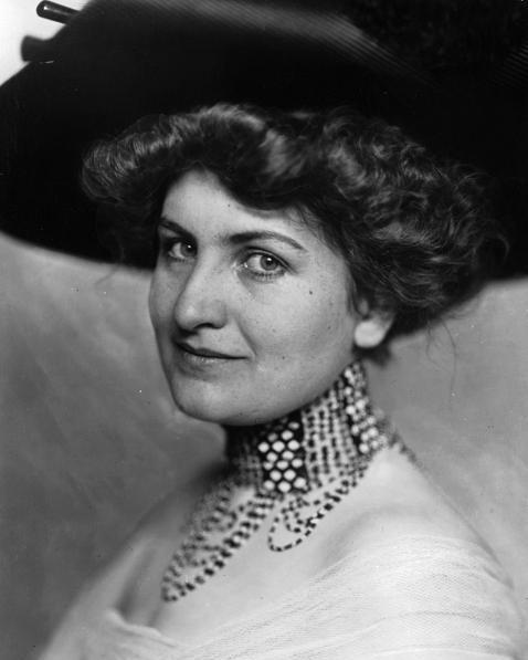 Alma Mahler (Viena-1909)