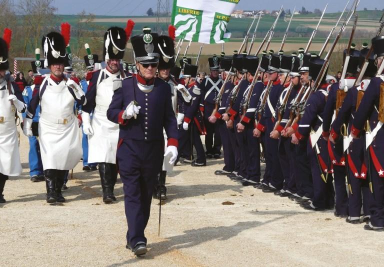 Prise d'armes des milices vaudoises : Succès populaire pour une manifestation solennelle haute en couleurs