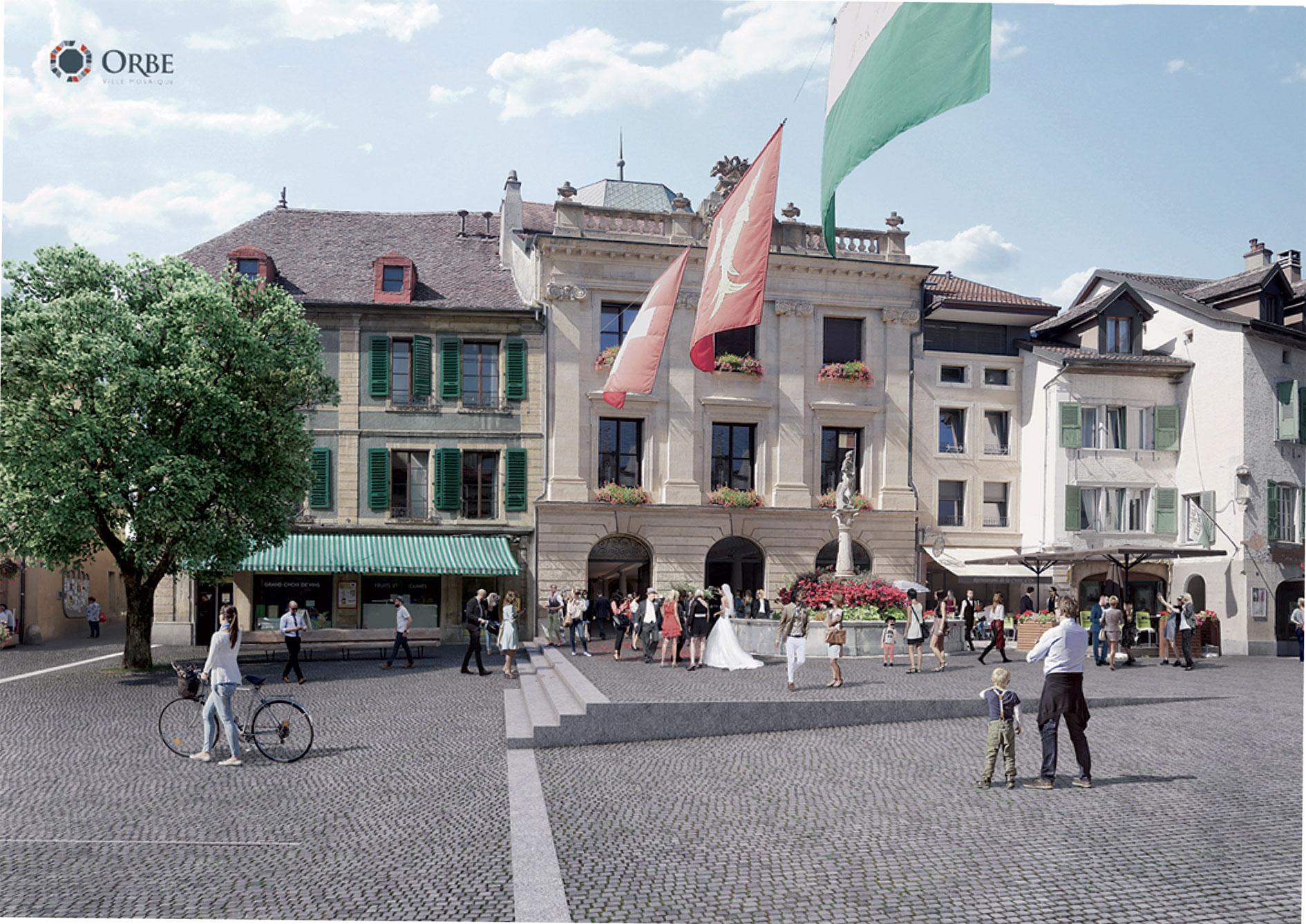 Les projets du Centre-Ville, menu copieux pour public nombreux