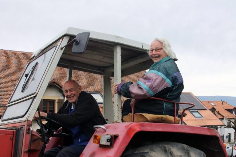 Portrait : Rose et Jean-Claude, une vivifiante leçon de vie
