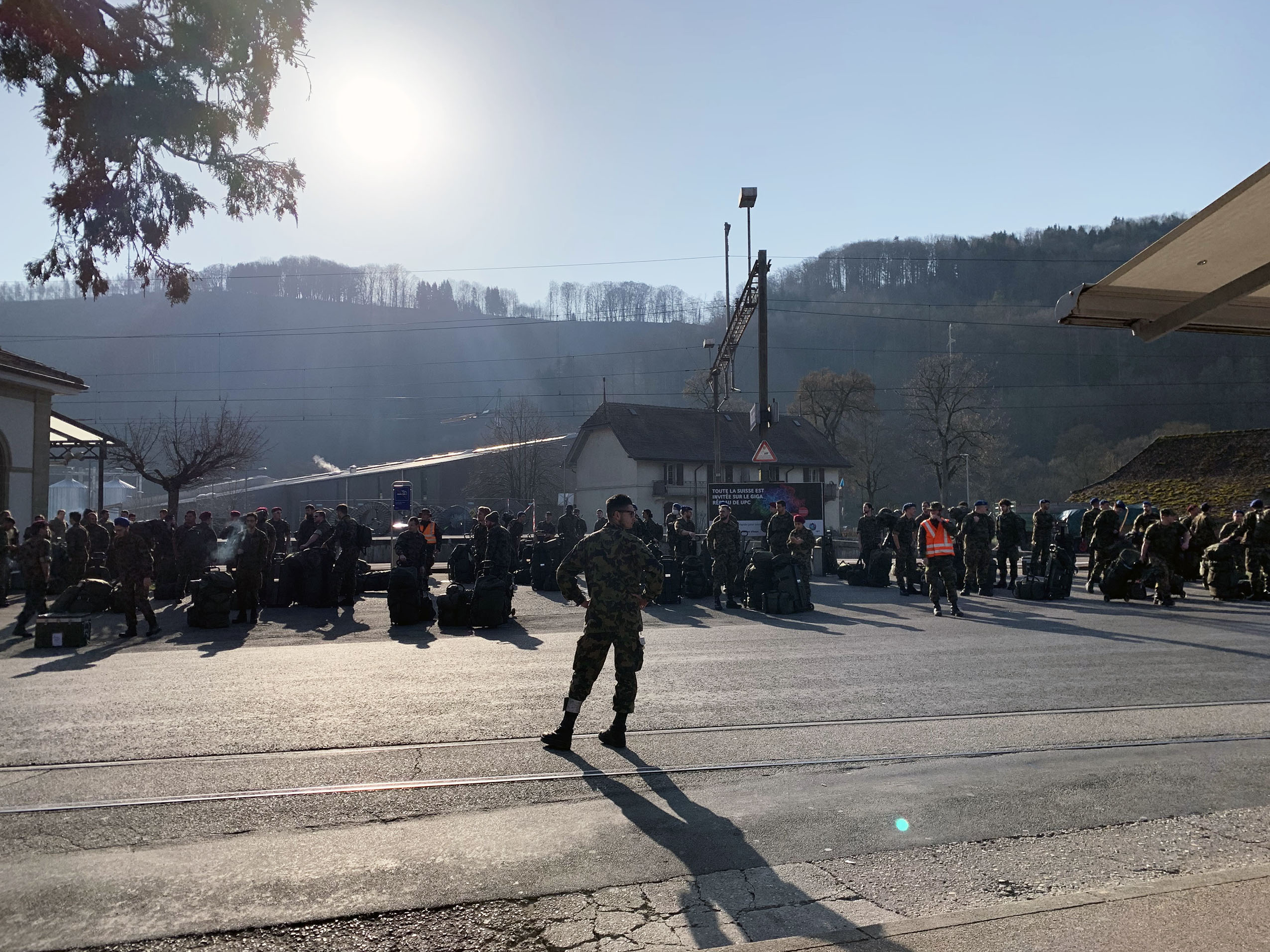 Covid-19 : mobilisation soldats anonymes