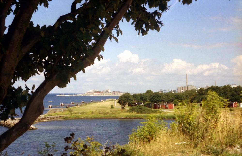 Küste bei Malmö