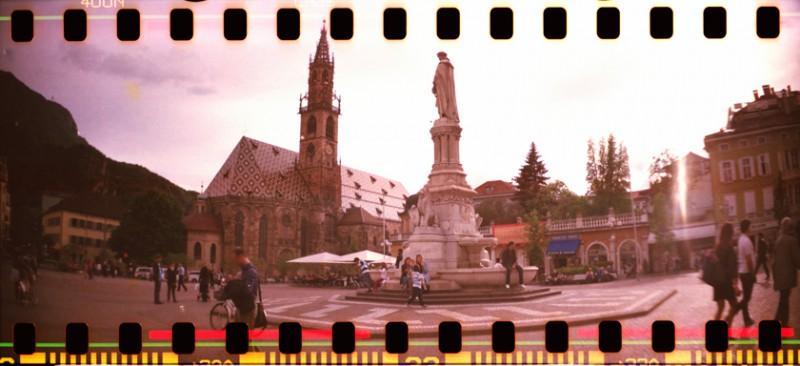 Blick auf den Waltherplatz