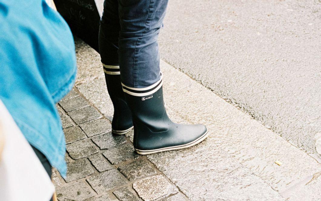 Seatrip: Honfleur Revisited Portra