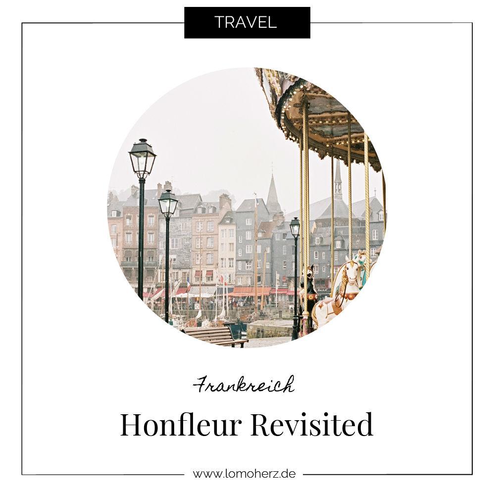 Seatrip: Honfleur revisited Lomoherz