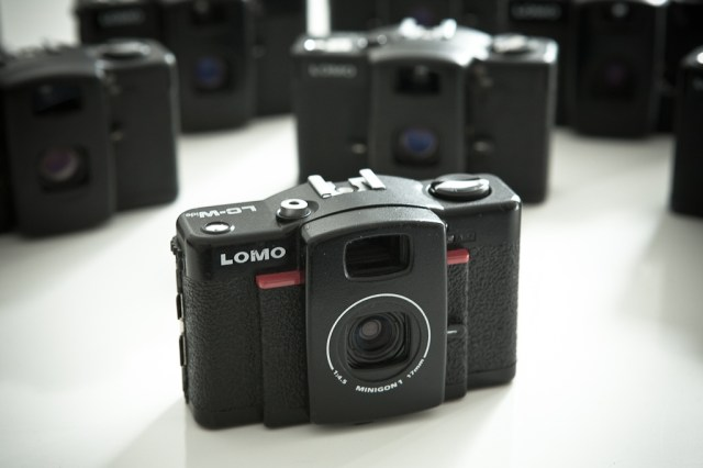 The brand new lomo LC-W