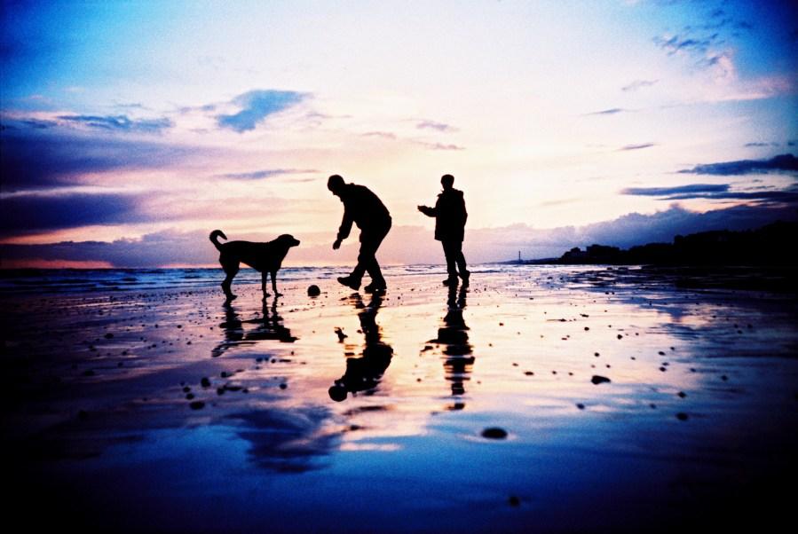 Brighton beach 2005