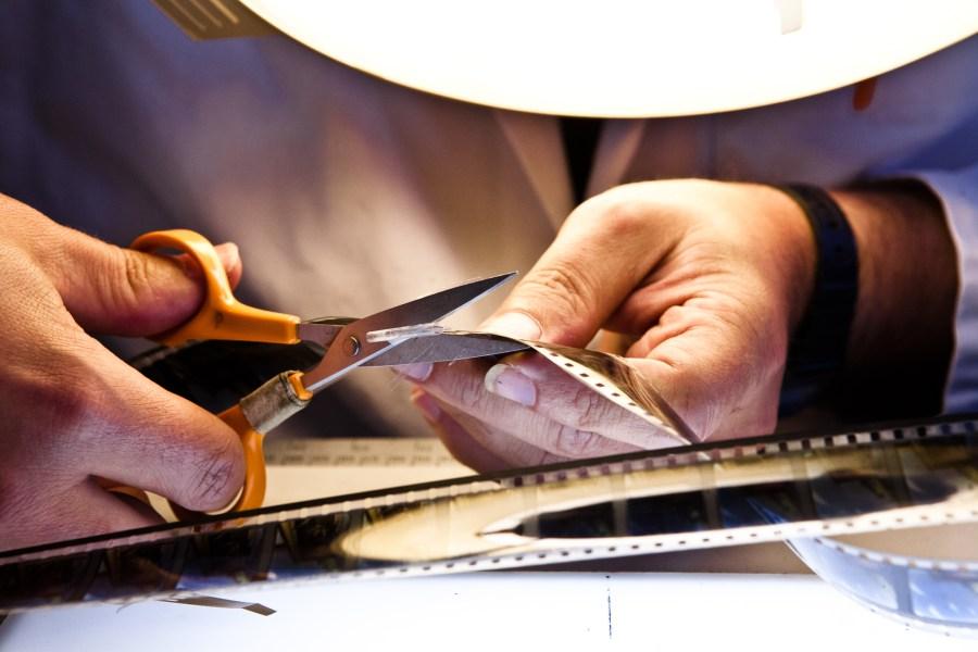 Repairing Film