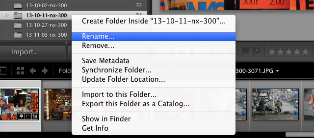 Lightroom tutorial: Missing Files / Folders & External Hard