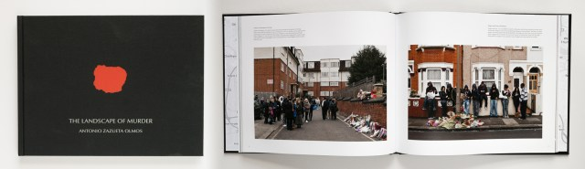 The Landscape of Murder by Antonio Zazueta Olmos