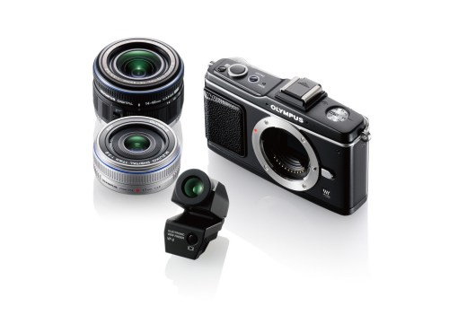 olympus pen ep-2 and accessorizes