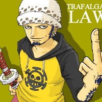 Trafalgar Law, His Power and Weakness