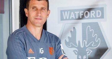 Javi Gracia sacked watford fc football club