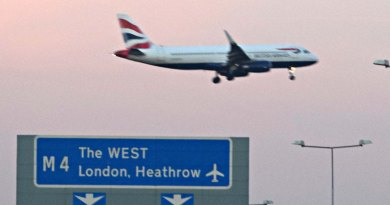 Police have charged a man over drone protests at Heathrow Airport.