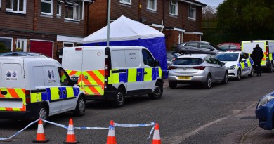 mum daughter murder Gary Walker suicide fire hemel hempstead