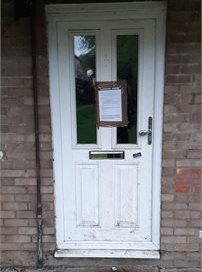 Closure order on Flat that caused negative Anti Social impact on community