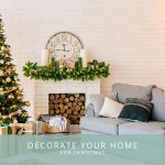 Decorate Your Home For Christmas The London Shutter