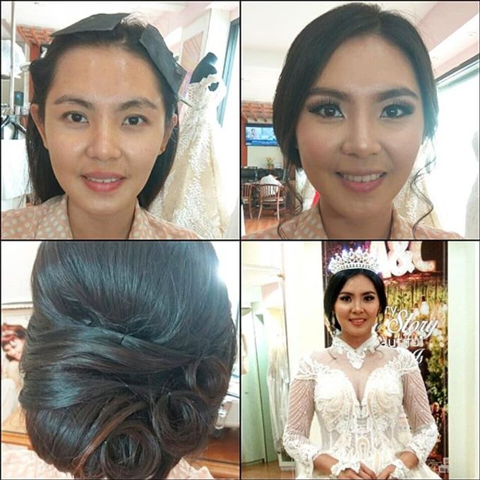 Jasa Makeup Hairdo By Ainieeni Mua Bridestory Com