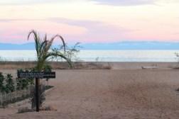 Chitimba Camp Beach