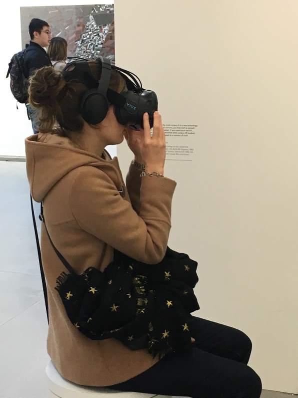 Zaha Hadid's exhibition, The Serpentine Gallery, London, 3D