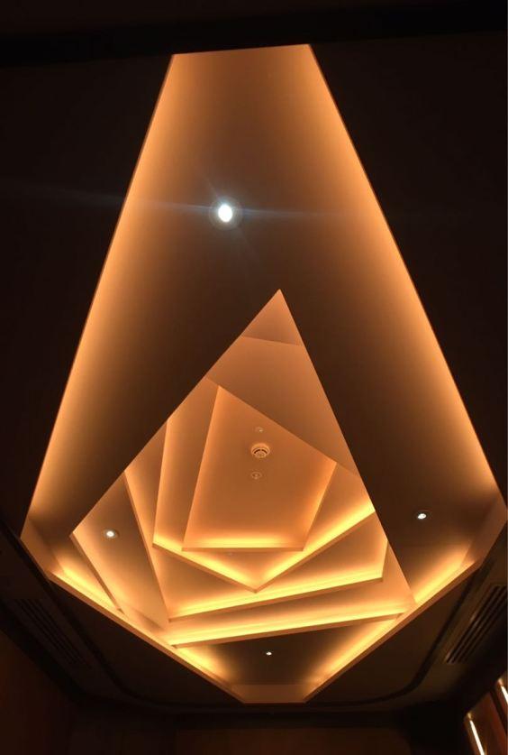 Aster Victoria, Restaurant, London, Russel Sage Studio, Ceilings, Lights