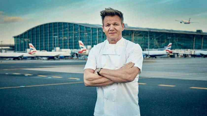 Gordon Ramsay - London Heathrow Terminal 5