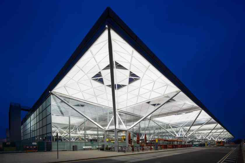 London Stansted (Image Credit: British Airways)
