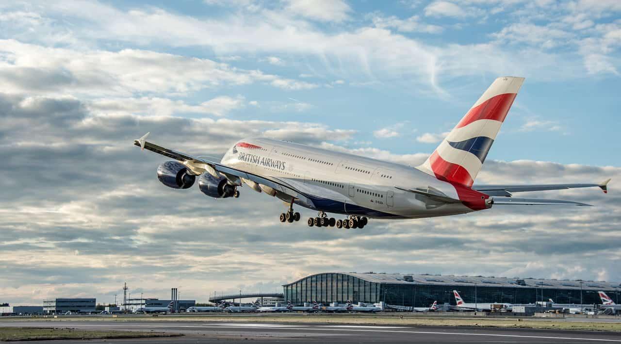 A380 - BA