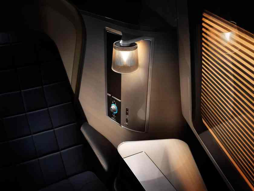 British Airways First Class Cabin (Image Credit: British Airways)