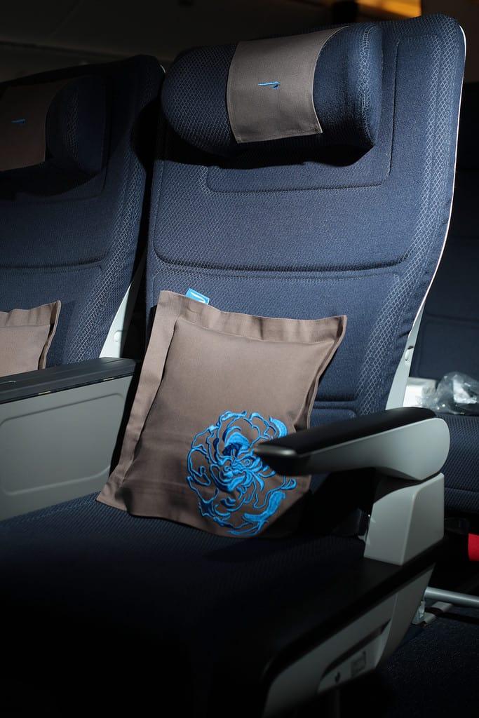 British Airways World Traveller Plus, Boeing 777-300ER