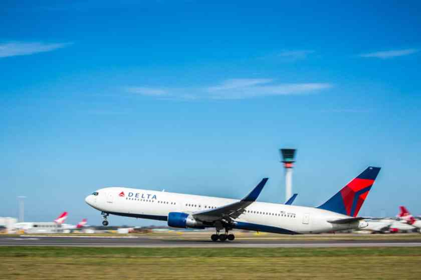 Delta at London Heathrow