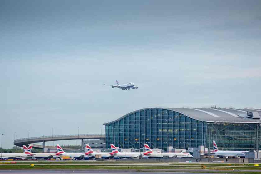 London Heathrow Terminal 5 (Image Credit: Heathrow)
